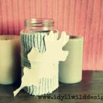 DIY-Fall-Leaf-Candle-Holder-2