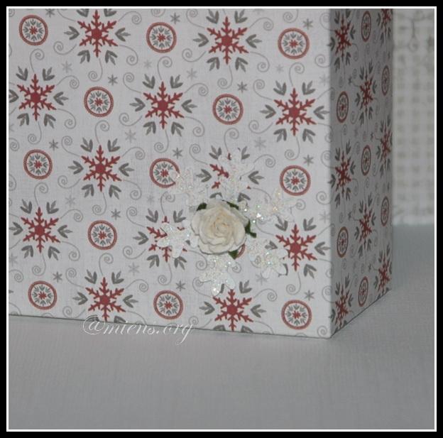 Julpåse - Detalj