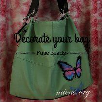 Decorate your bag-en